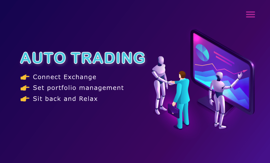 All In One Crypto App – Auto Trading